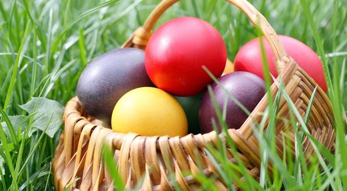 A tojáshoz köthető pogány népszokások