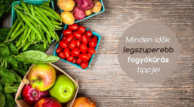 A valaha létező 20 leghatékonyabb fogyókúrás tipp II.