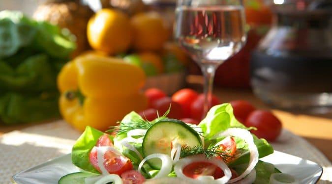 A vegetáriánusok 7 alapvető típusa