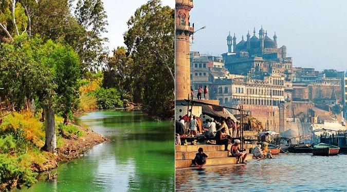A világ 10 rendkívüli folyója