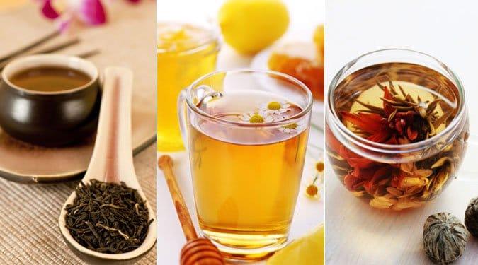 A világ legkedveltebb teái