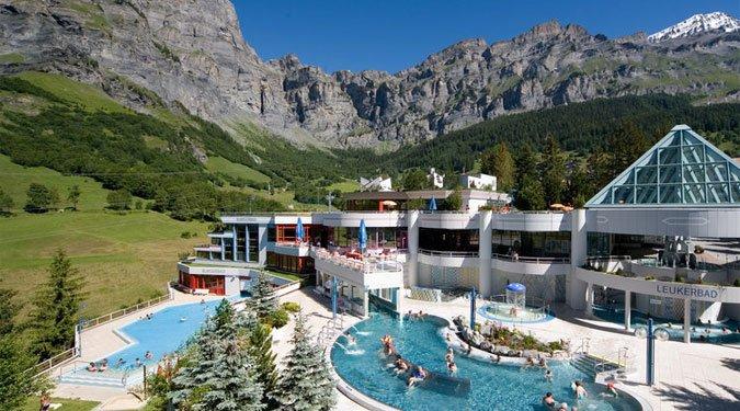 A világ legszebb tavaszi fürdőhelyei külföldön