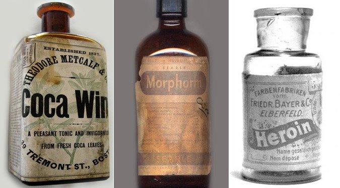 A világ legveszélyesebb gyógyszerei, régen