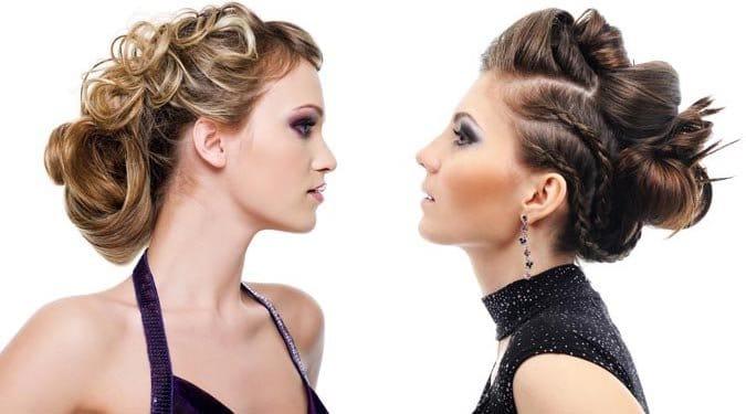 Alkalmi frizura ötletek hosszú hajra