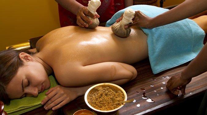 Ayurvedikus masszázs a testi-lelki egészségért