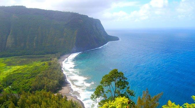 Az álomszép úti cél, Hawaii