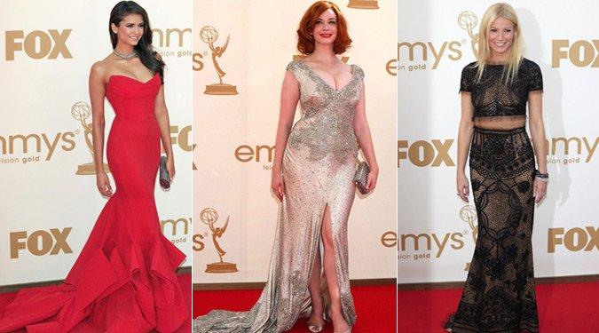 Az Emmy legjobban és legrosszabban öltözött sztárjai