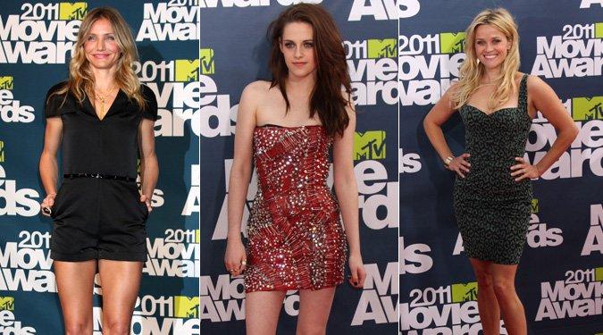 Az MTV Díjátadó Gála legjobban öltözött sztárjai