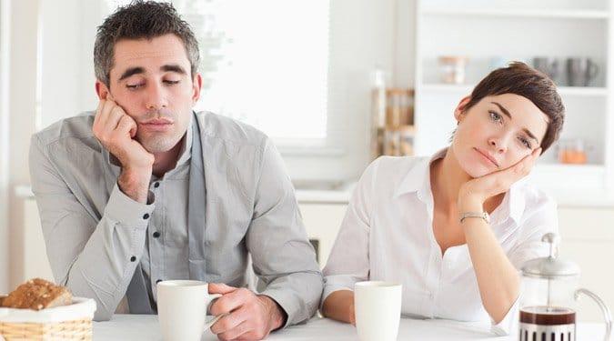 Az ellaposodott kapcsolatok okai