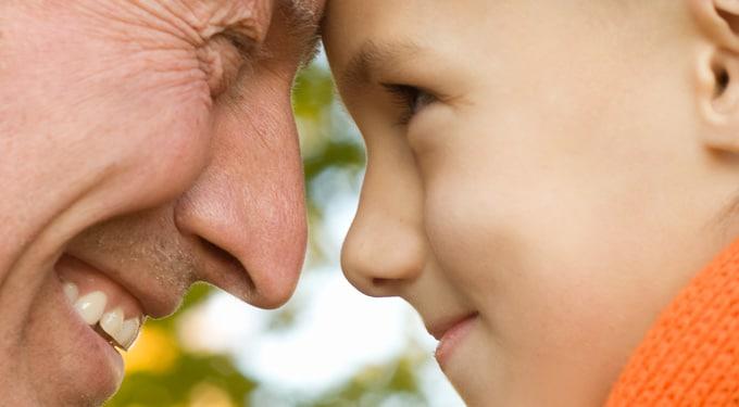 Az idős apák gyermeke alacsonyabb intelligenciájú