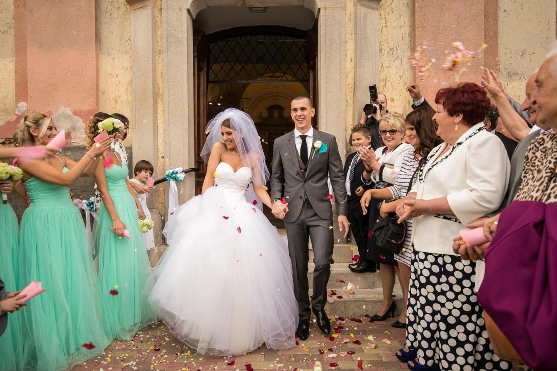 Az oltár előtt nem volt bennem bizonytalanság – Interjú Cseh Lacival és feleségével