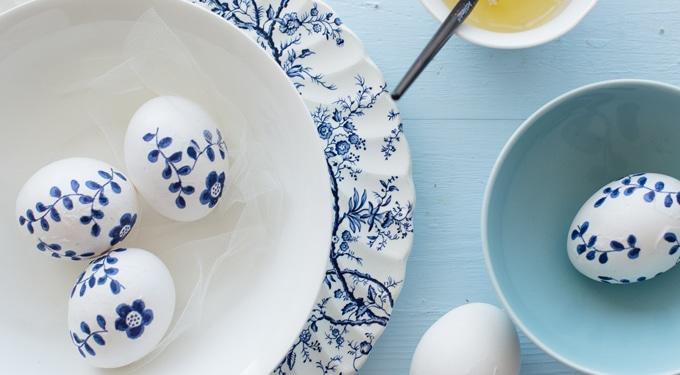 Bájos és egyedi tojásdíszítési ötletek húsvétra