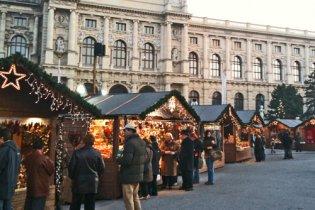 Bécsi karácsonyi vásár