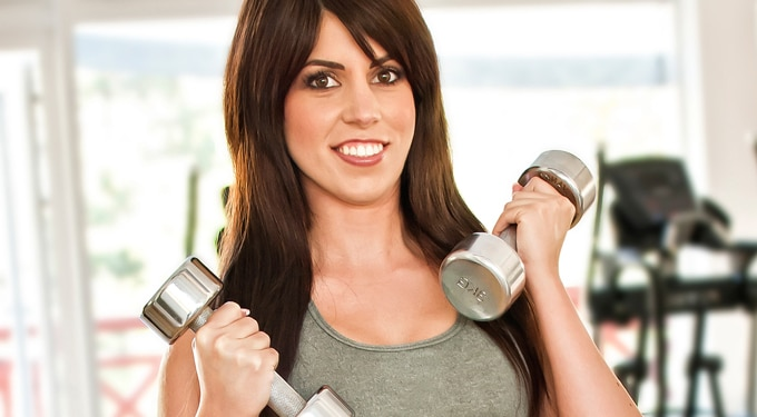 Balogh Rita fitneszedző tudja, mi az egészséges életmód titka