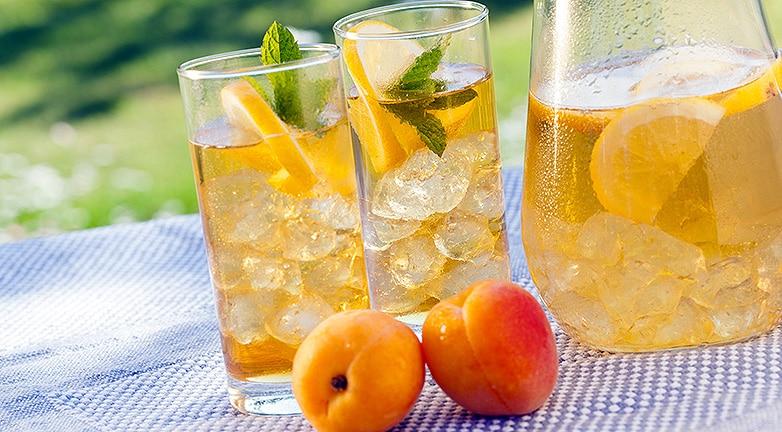Barackos, mézes és dinnyés: 3 limonádé recept
