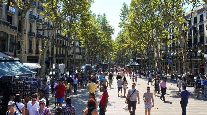 Barcelona top 6 látnivalója