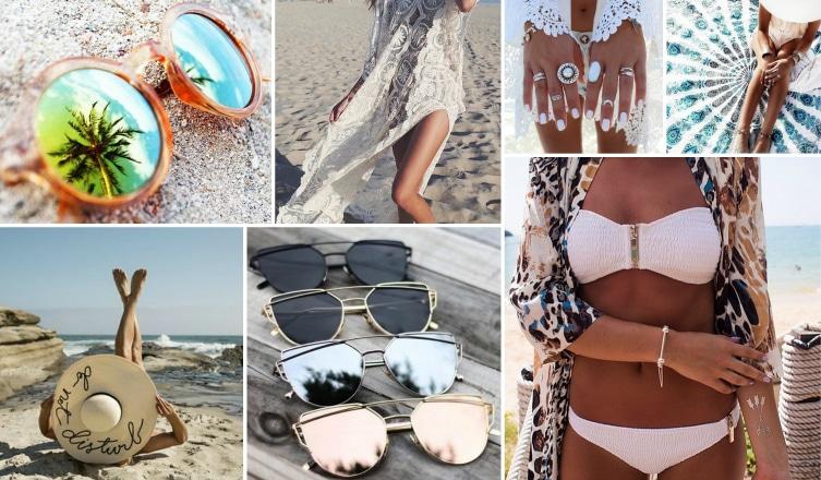 Beach Style 2016 – Az idei nyár legtrendibb strandkiegészítői