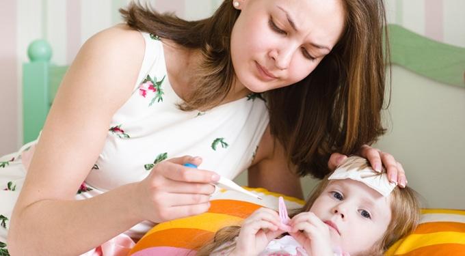 Bevált házi praktikák, ha náthás a gyerek