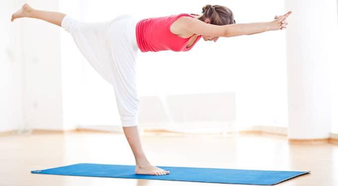 Bikram jóga, a test és lélek egyensúlyáért