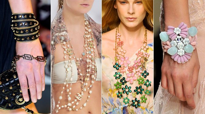 Bizsu trendek 2012 tavasz/nyár