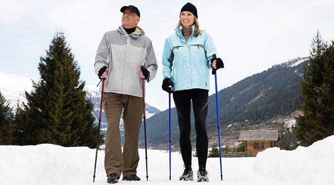 Botra fel, avagy miért jó a Nordic Walking?!