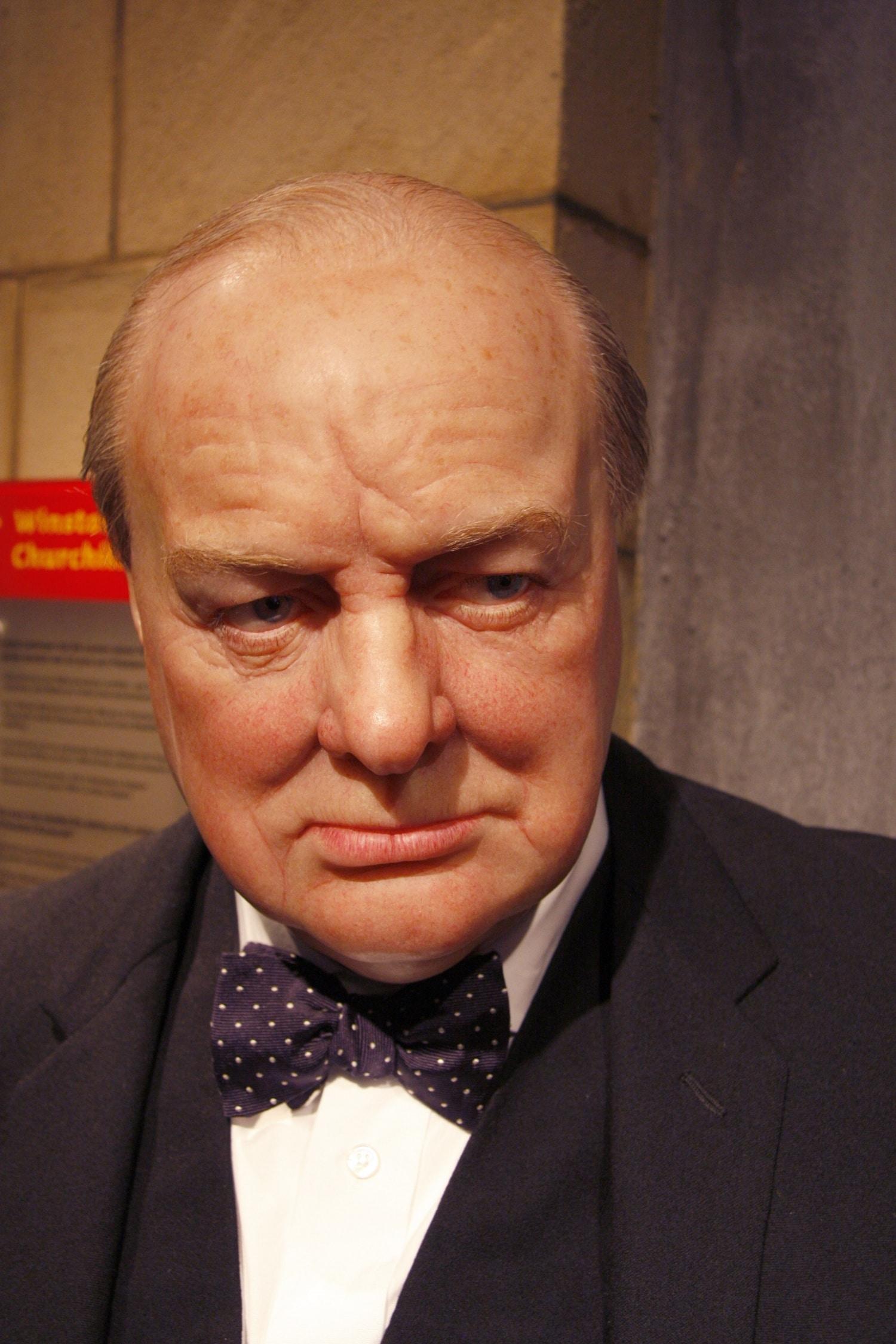 Briliáns idézetek Sir Winston Churchill tollából