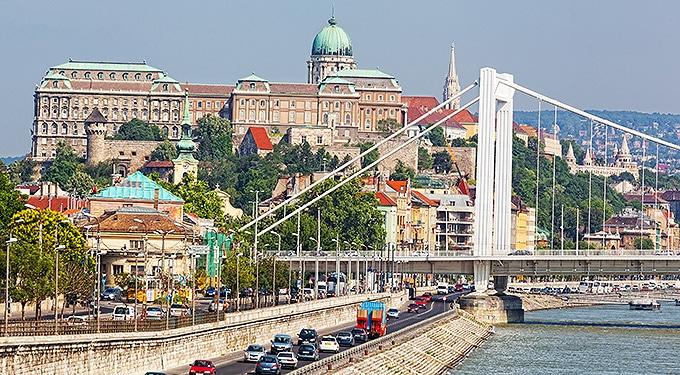 Budapest a világ 2. legkedveltebb városa
