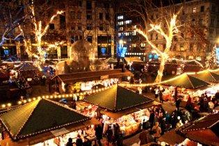 Budapest karácsonyi és újévi vásár