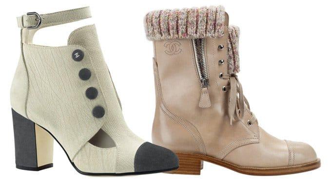 Chanel cipők 2011 ősz/tél