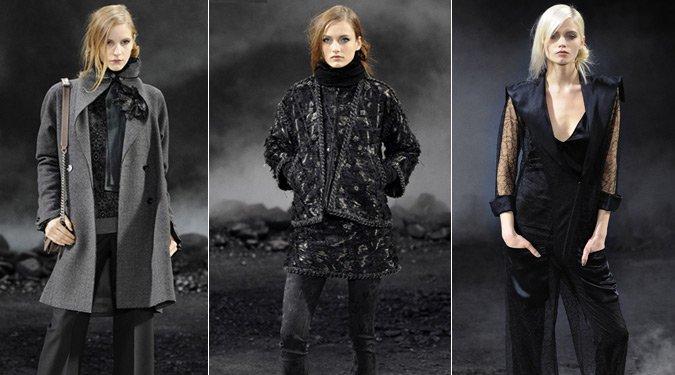 Chanel kollekció 2011 ősz/tél