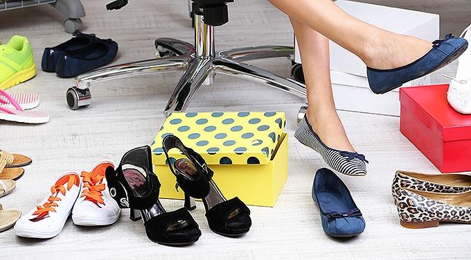 Cipőőrület – ésszel és ész nélkül