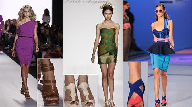 Cipő divat nyár 2011
