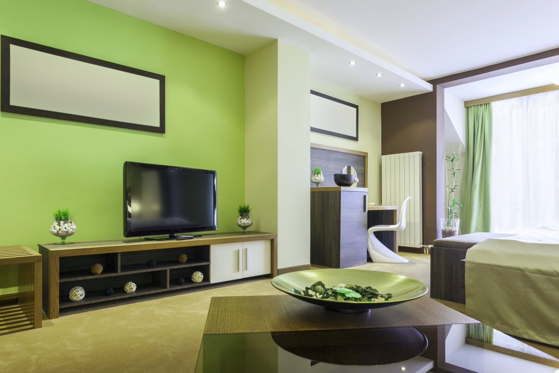Csökkenti a stresszt és tágítja a teret: így használd a zöldet a lakásban