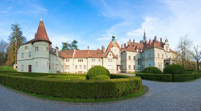 Csodálatos középkori kastélyok, amiket muszáj látnod