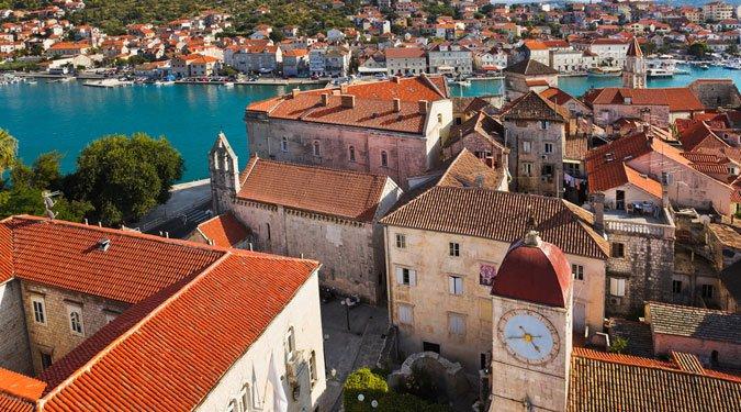 Csodálatos világörökségek Horvátországban