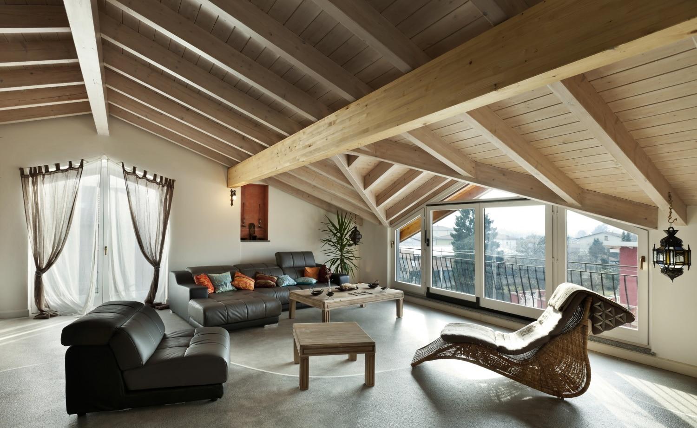 Csoda a padláson, avagy tetőtéri lakberendezés felsőfokon