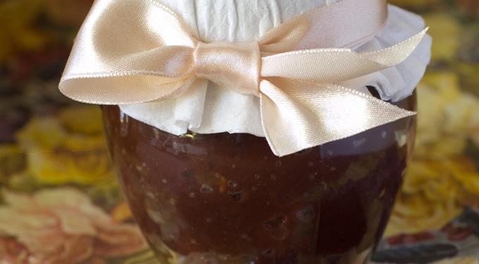 Csokoládé lekvár recept