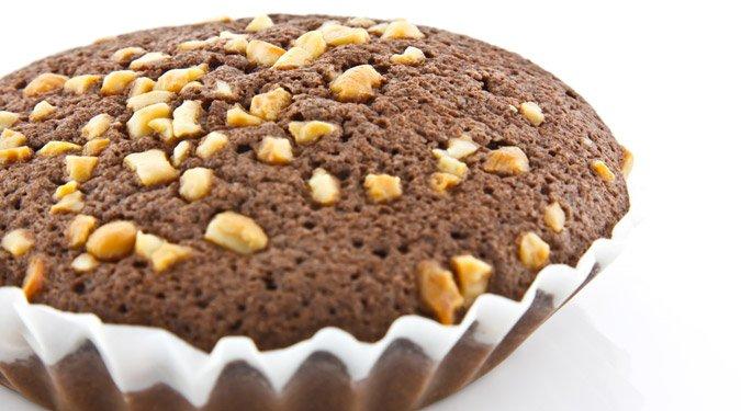 Csokoládés mandulás torta