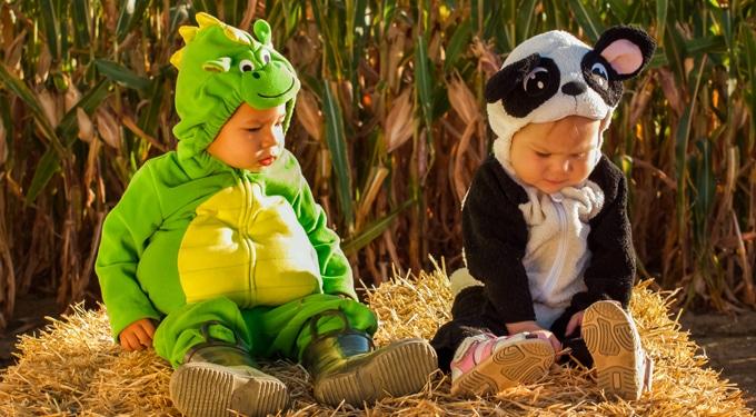 Cuki halloween jelmezek a gyermekednek!