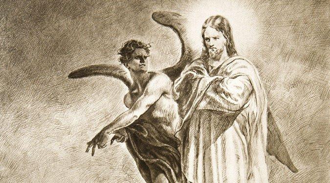 Démonok és bukott angyalok – a gonoszság megtestesítői?