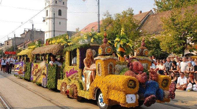 Debreceni Virágkarnevál 2011