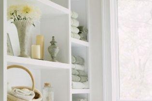 Dekorációs ötletek fürdőszobára