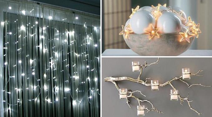Dekorálj a világítással! Lakberendezői tippek a karácsonyi hangulat eléréséhez