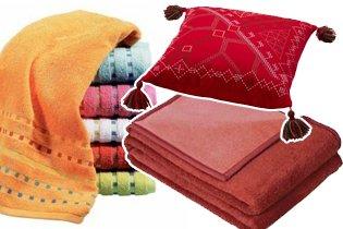 Dekoratív textilek elérhető áron