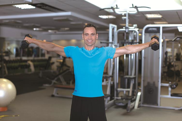 Edzőtermi edzés Katus Attilával 1. – Alapgyakorlatok felsőtestre