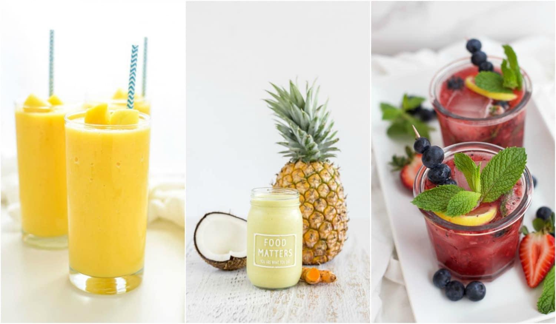 Egészséges smoothie receptek, amik tényleg finomak is