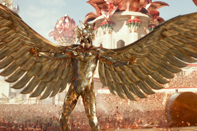 Egyiptom istenei: Effektgazdag harc a trónért (Filmkritika)