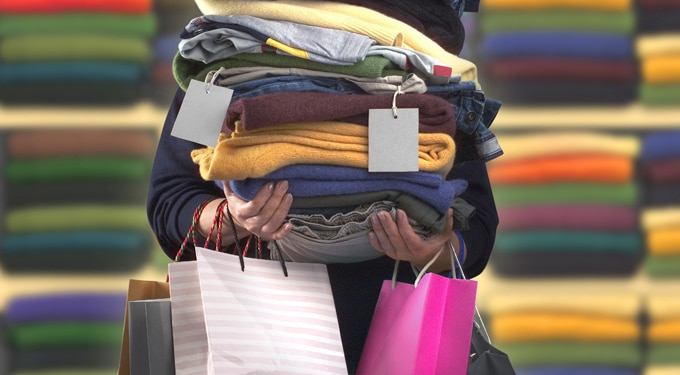 Egyre több a shopping-őrült! Ez már kóros?