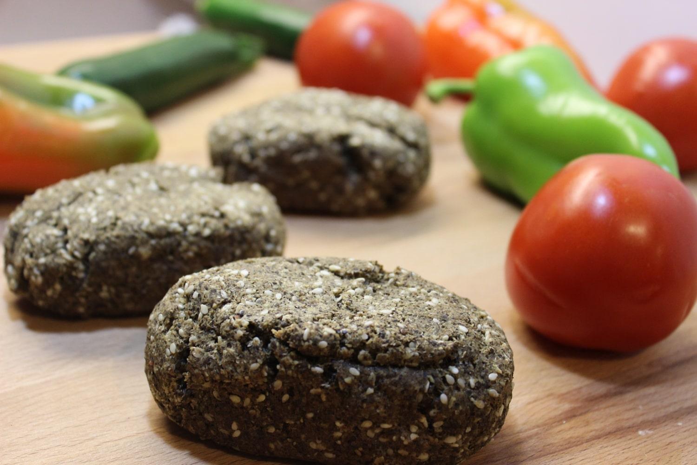 Egyszerű házi lenmaglisztes baguette diétázóknak