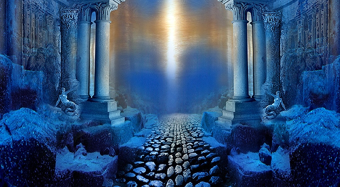 Eltűnt világok legendái azoknak, akik misztikumra vágynak